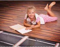 Чому саме варто зверни плівкову теплу підлогу Heat Plus?