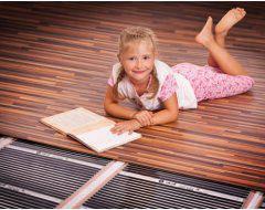 Чому саме варто обрати плівкову теплу підлогу Heat Plus?
