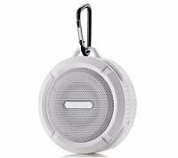 Bluetooth колонка Outdoor C6 Белая (hub_hJPj00010)
