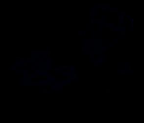 """Детская интерьерная наклейка """"Мишки парашютисты"""", фото 2"""