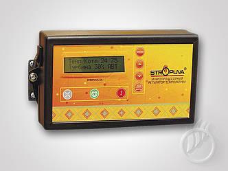 Микропроцессорный регулятор температуры Stropuva