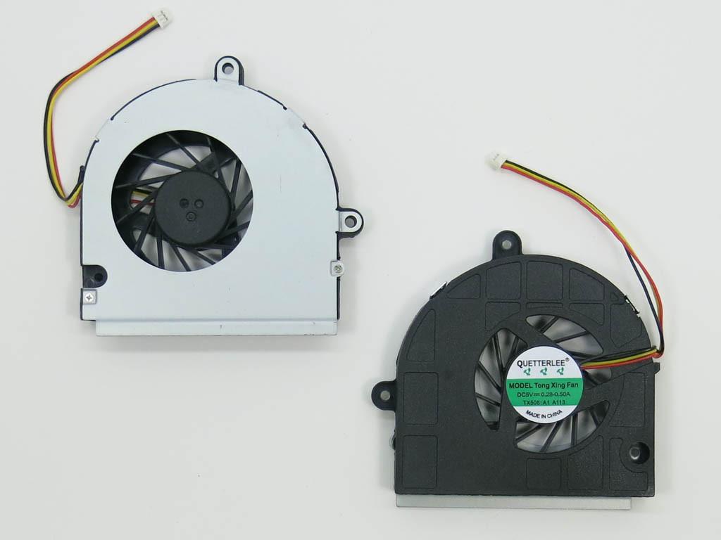 Вентилятор (кулер) ASUS X53U, K53U K43BY K43BR K43TA K43U A43U A53U, K