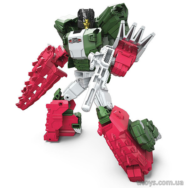 "Transformers - Гракс и Скулмашер ""Возвращение Титанов"" - Grax & SkullSmasher, Deluxe, Hasbro, 14 см"