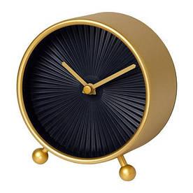IKEA, SNOFSA, Настольные часы, желтая медь, 11 см (20357876)(203.578.76) СНОФСА ИКЕА
