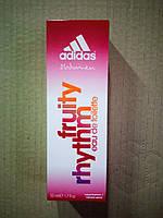 Adidas for Woman Fruity Rhythm 50ml Адідас 50 мл жіноча туалетна вода
