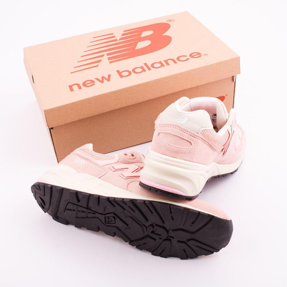 Женские кроссовки New Balance 999 Pink 5129984975933