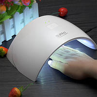 LED+UV Lamp Sun 9c 24w лампа для гелей и гель-лаков  FD88-3