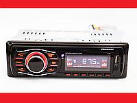 Магнитола в авто пионер 1135, Автомагнитола Pioneer, Автомагнитола 1 DIN с пультом, Магнитола Usb, Sd, Fm