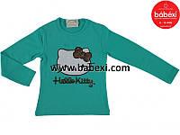 Кофта для девочки Hello Kitti 7-8 (маломерит 5-6) лет