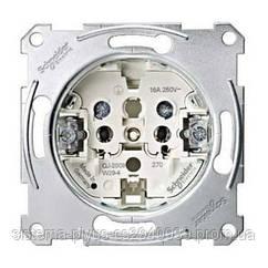 Механизм розетки Merten, 2P, винтовой зажим Schneider Electric