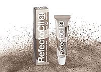 Рефектоцил краска для бровей и ресниц №3.1, светло-коричневый RefectoCil Рефектосил