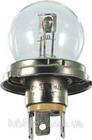 Лампа автомобильная А24-55-50  TES-LAMPS  P45t
