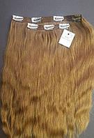 Накладные пряди из натуральных волос (набор)