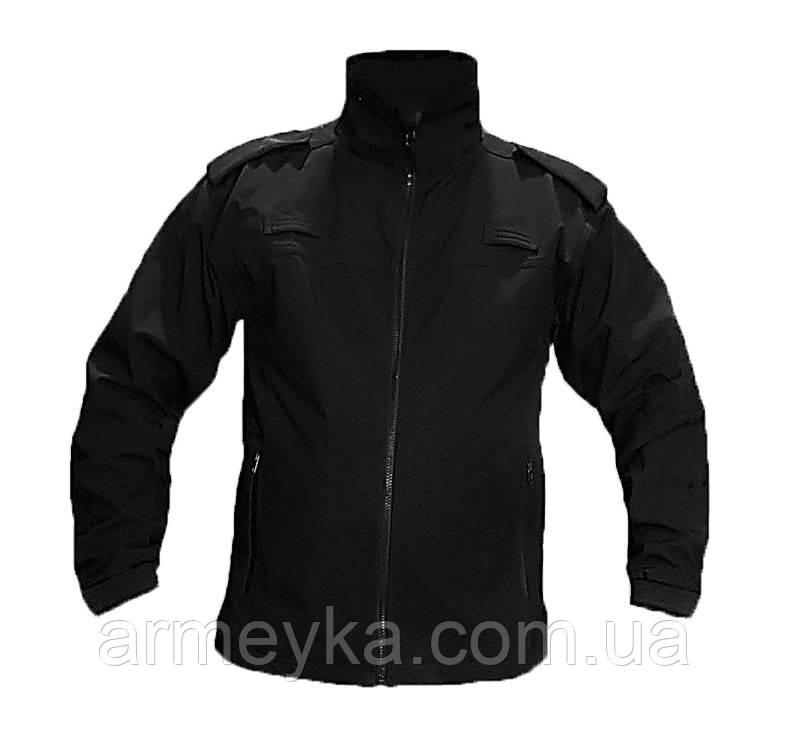 Вітро/вологостійка куртка softshell (софтшел), чорна. Великобританія, оригінал.