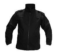 Ветро/влагостойкая куртка softshell (софтшел), черная. Великобритания, оригинал.