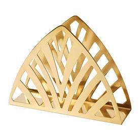 IKEA, TILLSTALLNING, Салфетница, желтая медь (30350110)(303.501.10) ТИЛЛСТАЛЛНИНГ ТИЛСТАЛНИНГ ИКЕА