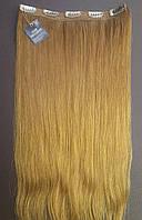 Накладные пряди из натуральных волос