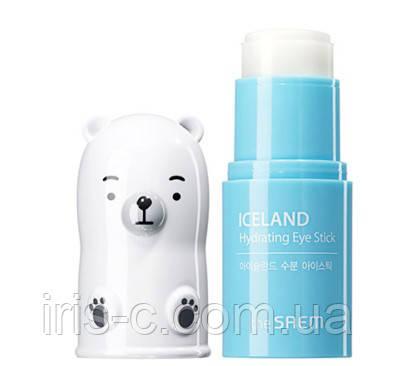 Стик для кожи вокруг глаз  The SAEM Iceland Micro Hydrating Eye Stick 7г