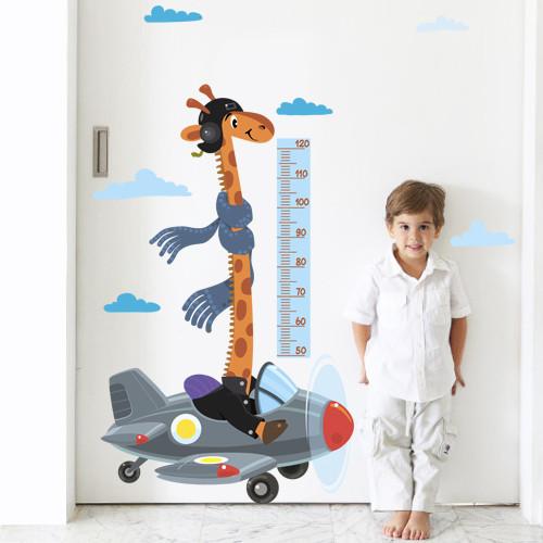 """Детский ростомер виниловый """"Giraffe"""""""