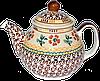 Заварочный керамический чайник 0,75L Curry style