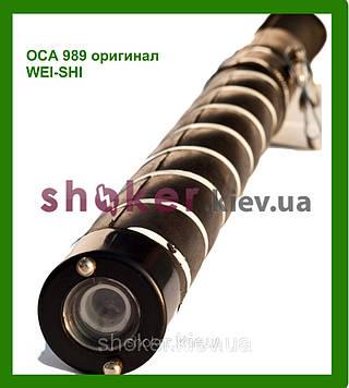 Электрошокер Оса-989 с разрядом по всей дубинке  (шокер) (shoker)