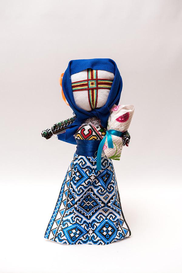 Кукла-Мотанка Мать