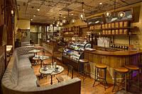 Путеводитель дизайнера — подход к проектированию зала и выбору диванов для кафе, бара, ресторана