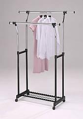Стойка для одежды Onder Mebli CH-4375 Черная