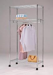 Стойка для одежды Onder Mebli SR-0689 Хром