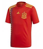 Футбольная форма Сборной Испании с коротким рукавом 2018, домашняя, фото 1