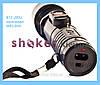 Электрошокер Оса-912 (JIDU) в форме фонарика с предохранителем  (електрошокери) (shoker)