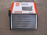Радиатор печки Ваз 2108, Ваз 2109, Ваз 2115, Заз 1102,1103, 1105 (Дорожная карта, Харьков)