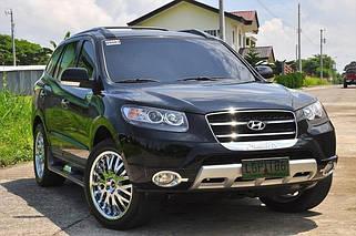 Тюнинг Hyundai Santa Fe 2 CM (2006-2012)
