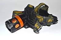 Налобный светодиодный фонарь Police BL-6813, фото 1