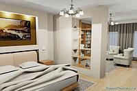 Как зонировать комнату во время ремонта (интересные статьи)