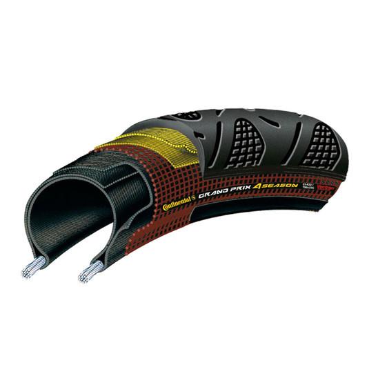 Покрышка Continental Grand Prix 4 Season 700x23c, folding