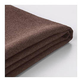 IKEA, VILASUND, Чехол на 3-местный диван-кровать, темно-коричневый (40354004)(403.540.04) ВИЛАСУНД ИКЕА