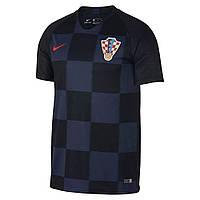 Футбольная футболка Сборной Хорватии с коротким рукавом 2018, выездная, фото 1