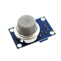Модуль с датчиком газа MQ6 MQ-6 для обнаружения пропан бутана. Для Arduino, AVR, PIC, ARM и др.