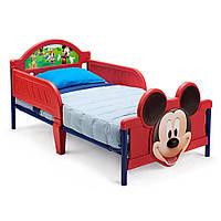 """Кроватка подростковая Disney """" Микки Маус"""""""