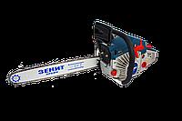 Бензопила Зенит БПЛ-457/2300 Профи  2,3 кВт 45 шина доставка бесплатно