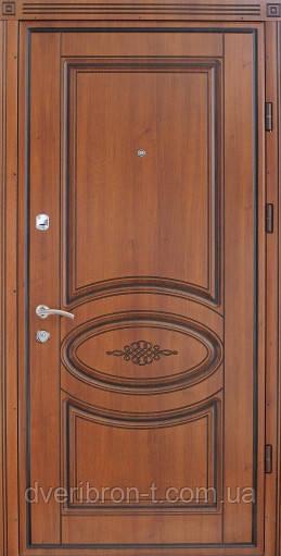 Входная дверь Страж standart Кантри+Pt патина