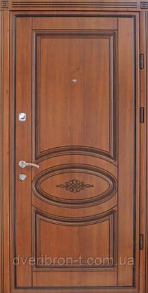Входная дверь Страж standart Кантри+Pt патина, фото 2