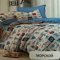 Комплект постельного белья Тиротекс натуральный сублимация тд-34