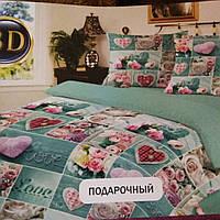 Комплект постельного белья Тиротекс натуральный сублимация тд-90 e0df0735b1dae