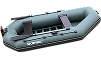 Надувная гребная лодка Sport-Boat Laguna L280 LST