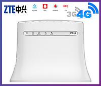 Роутер маршрутизатор с сим картой 3G/4G WiFi ZTE MF283+