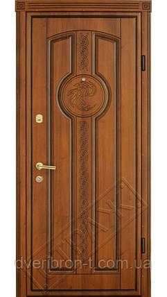 Входная дверь Страж standart 59 патина, фото 2