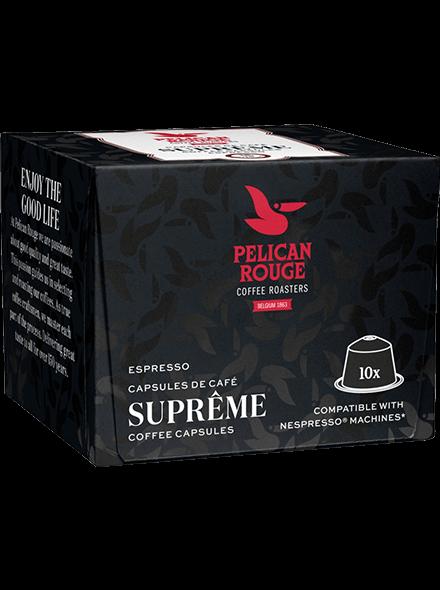 Капсули Supreme, ICS Pelican Rouge (сумісно з Nespresso)