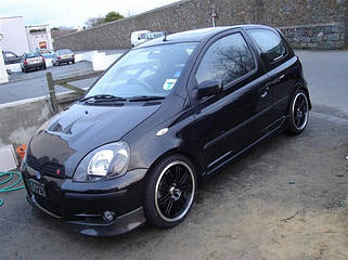 Тюнинг Toyota Yaris (04.1999-09.2003)